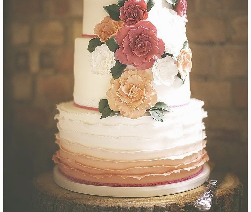 The story of a wedding cake