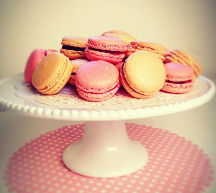 Easy Macarons…lots and lots of macarons